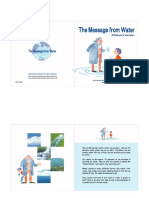 Emoto, Dr. Masaru - Message From Water