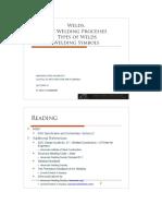 Arc Welding Processes