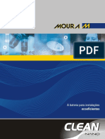 Bateria Moura - Clean Nano (12MF55)