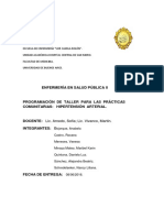 Salud Publica Taller