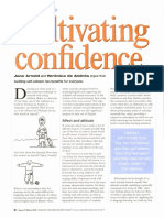 Cultivating Confidence ETP Issue67 March 2010