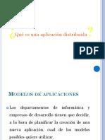 Desarrollo de Aplicaciones Distribuidas