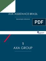 Apresentacao Institucional 2015 - AXA Assistance Brasil_v10