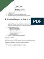 Hidrogeologia Resumen