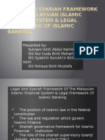 islamic legal framework