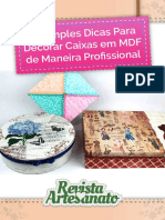 eBook Caixas Decoradas