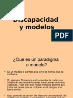 3 Modelos Discapacidad Módulo 1