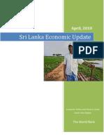 Sri Lanka Economic Update - April 2010 Full Report