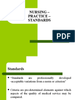 Nursing Practice Standards2