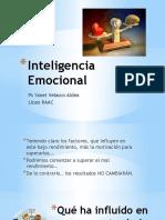 Inteligencia Emocional Liceo RAAC
