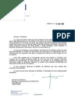 Le Président Solicite l'Aide de l'Etat Pour Reconstruire Le Loiret