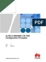 ELTE2.2 DBS3900 LTE TDD Configuration Principles (1)