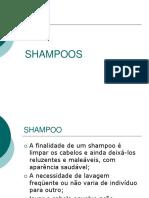 Shampoo & Queratina Andréia