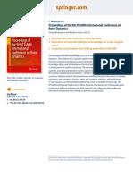 productFlyer-EAST_978-3-319-06589-2