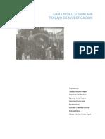 Reconstrucción de La Historia de La Castañeda a Partir de La Memoria Colectiva de Los Internos