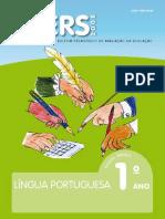 BoletimPedagogicoLinguaPortuguesa1AnoEMSAERS