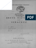 Breve Historia de Veracruz