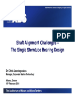 ABS Shaft Alignment Challenges
