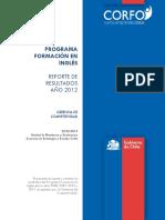 19. Reporte Programa Inglés 2012 (1)