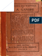C F Andrews_speeches & Writings of Gandhi