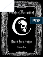 Volume 1 Blood, Iron and Sulfur