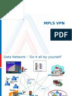 MPLS VPN - Product Presentation