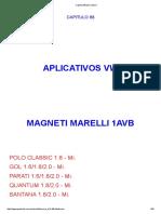 Sistema Magnetti Marelli 1avb