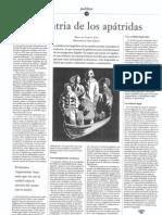 Repatriar apátridas (2003), por Braulio García Jaén