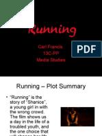 Running Evaluation Presentation