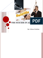 The Suicide in Adults