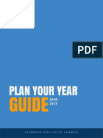 2016-2017 Plan Your Year Guide