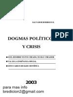 Dogmas Politicos   salvador borrego