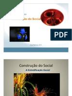 A Construção do Social