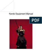 Kendo Equipment Manual
