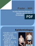 Prader willi