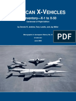American X-Vehicles - Monograph31