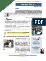 Informativo Nº2 Más Salud Occidente
