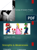 survey of careers project