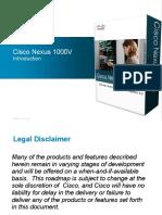 17727625 Intro to Cisco Nexus 1000V