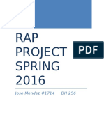 Rap Project Dh 256