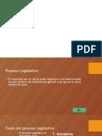 Proceso Legislat-ivo y Jurisprudencia