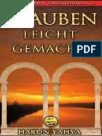 Glauben Leicht Gemacht (Taschenbuch). German Deutsche