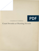 Arte e Storia - Inglese - Armi e Armature  - Catalogue of European Court Swords and Hunting Swords.pdf
