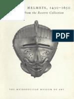 Arte e Storia - Inglese - Armi e Armature - European Helmets, 1450 1650.pdf