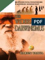 Der Widerlegte Darwinismus. German Deutsche