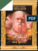 Der Irrtum Von Der Evolution Der Arten. German Deutsche