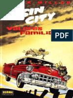 SIN CITY - VALORES FAMILIARES (en español) Frank Miller.pdf