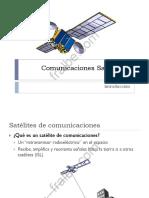 Introduccin Comunicacionessatelitales 140703184747 Phpapp01