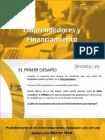 Emprendedores y Financiamiento