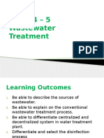 Week 4 - 5_Wastewater Treatment_v3
